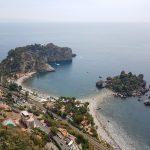 Isola Bella vanaf het uitzichtspunt