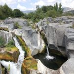 Alcantara vallei - de Alcantara rivier