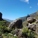 Rotsen en natuur bij Catafurco