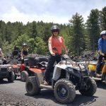 Etna quad tour halve dag