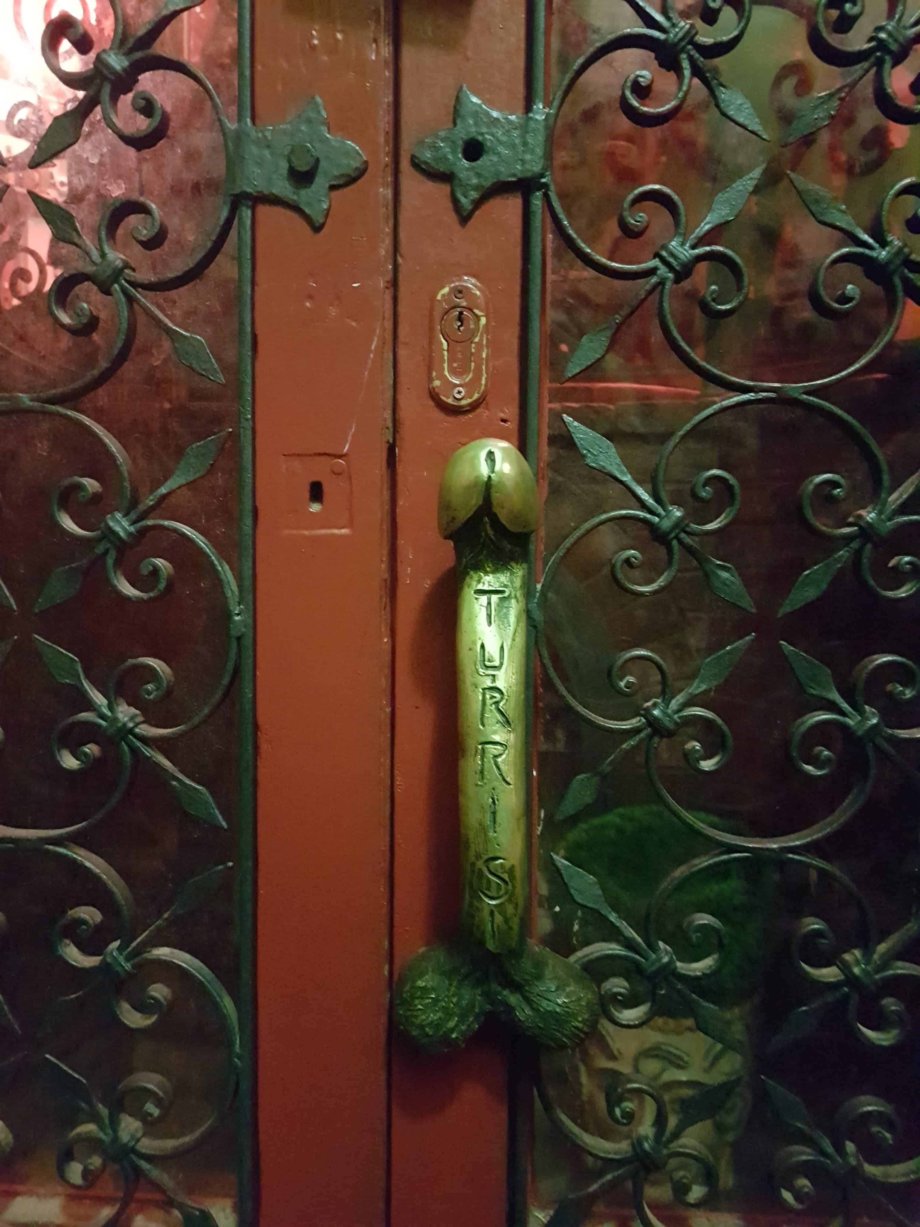 Deurkruk Castelmolo Bar Turrisi