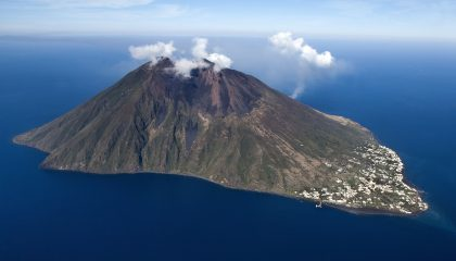 Stromboli vulkaan - Sicilië