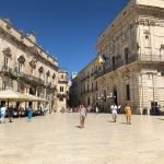 Piazza del Duomo Siracusa - Ortigia