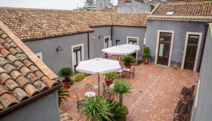 Appartementen Dimora de Mauro Catania
