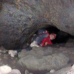 Grotta dei Tre Livelli excursie Etna vulkaan