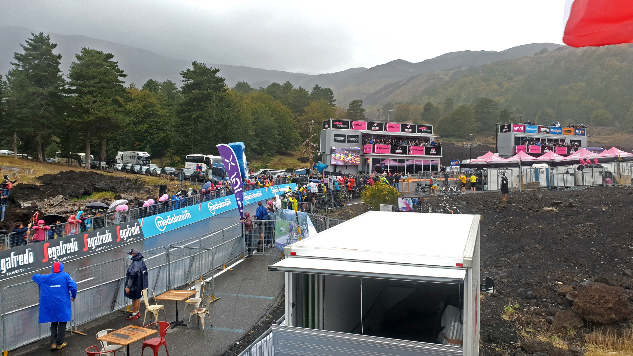Giro d'Italia 2020 - Etna Nord
