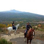 Paardrijden Linguaglossa