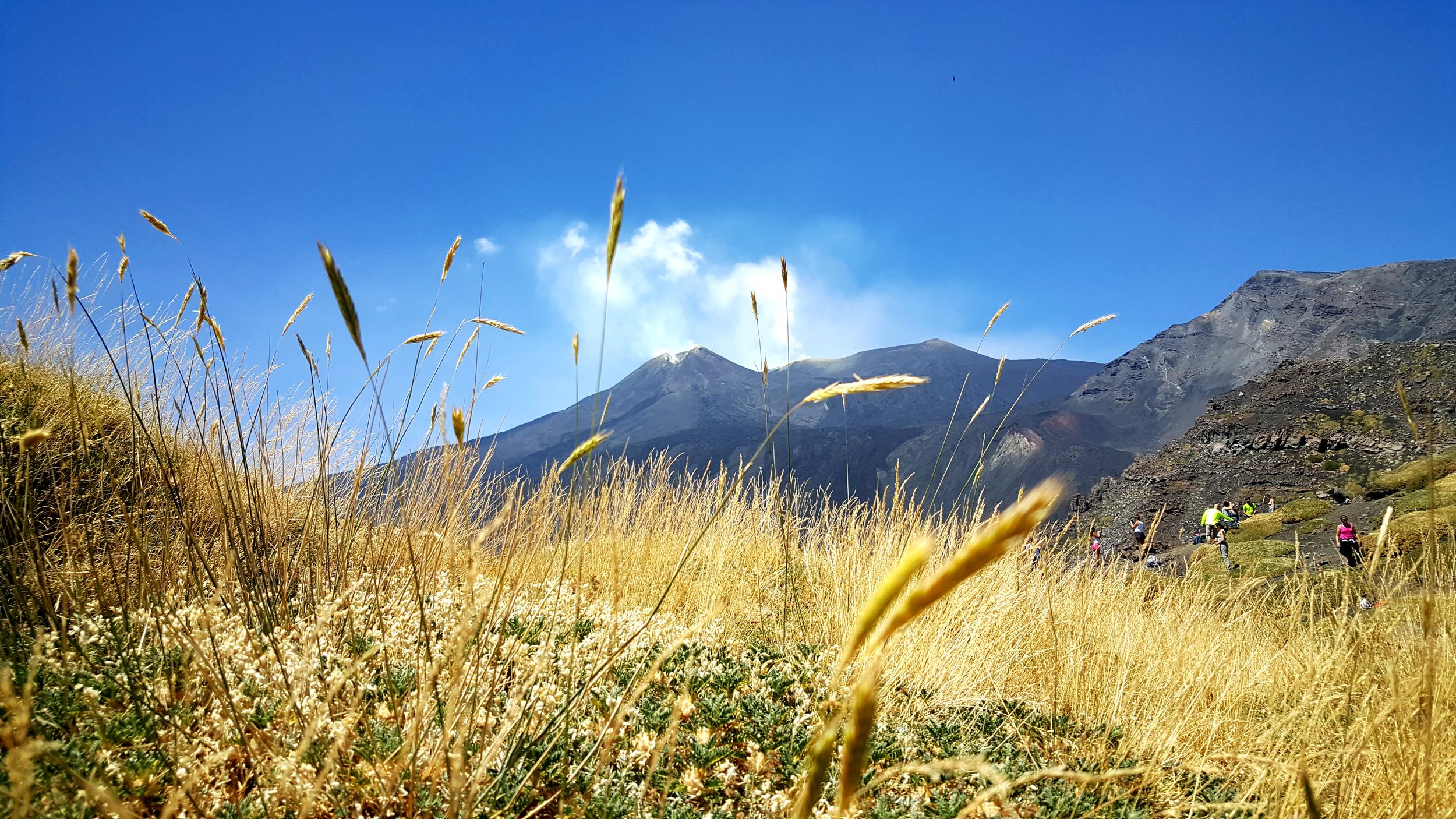 Valle del Bove - Etna vulkaan