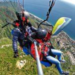 paragliden sicilie