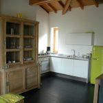 Woonkamer keuken Casa Piccolo Olive