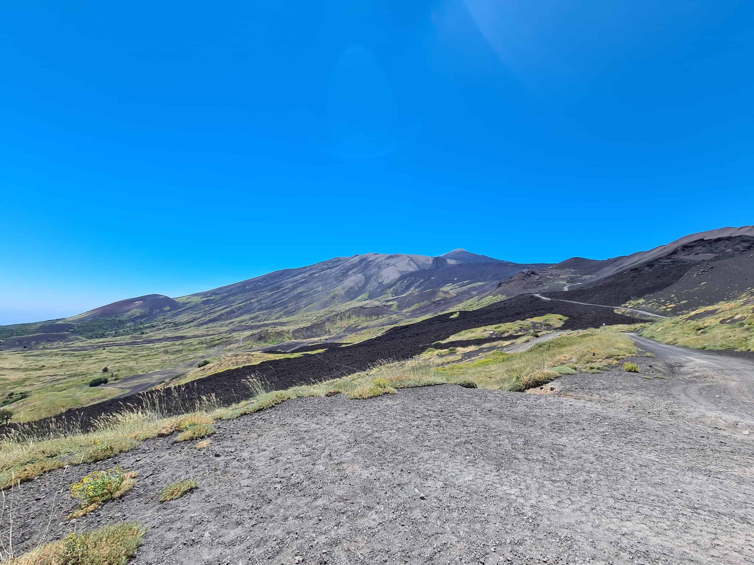 Etna Nord top krater
